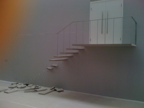 social mobity staircase