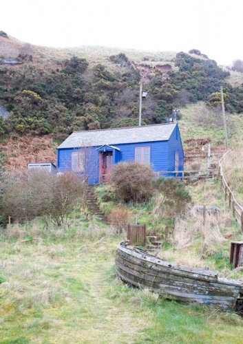 The Blue Cabin