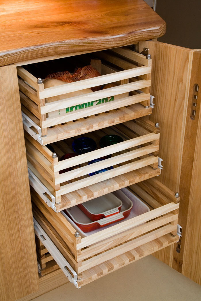 crate style drawers